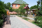 База отдыха Альтернатива Береговое, Феодосия, Крым