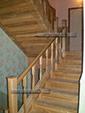 Лестница в гостевом доме Дольче Вита