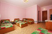 4-х местный номер - Гостевой дом Лукоморье - Береговое