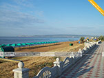 Пляж - Гостевой дом Лукоморье - Береговое