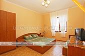 Вторая комната - Двухкомнатный номер - Гостевой дом Лукоморье - Береговое