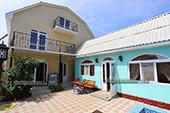 Столовая - Частный пансионат Малахит - Береговое Феодосия Крым