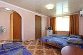 3-х местный номер - Частный пансионат Малахит - Береговое Феодосия Крым