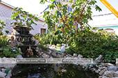 Водопад - Частный пансионат Малахит - Береговое Феодосия Крым