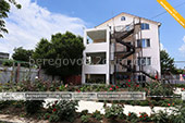 Внешний вид - гостевой дом Веста в Береговом - Феодосия