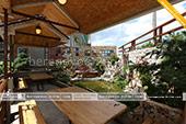 Беседка - отель Вилла Жасмин в Береговом - Феодосия