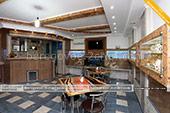 Столовая - отель Вилла Жасмин в Береговом - Феодосия