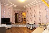 Двухкомнатный номер - отель Вилла Жасмин в Береговом - Феодосия