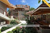 Двор - отель Вилла Жасмин в Береговом - Феодосия