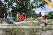 Детская площадка - Частный дом У Армена - Береговое Феодосия (Крым)