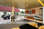 Кухня - Частный дом У Армена - Береговое Феодосия (Крым)