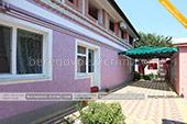 Двор - Гостевой дом У Вальдемара - Береговое Феодосия (Крым)
