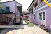 Лестница - Гостевой дом У Вальдемара - Береговое Феодосия (Крым)