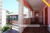 Балкон - Гостевой дом У Вальдемара - Береговое Феодосия (Крым)