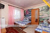 Трехместная комната - Частный сектор Морской дворик - Береговое Феодосия (Крым)