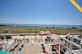 Вид с балкона - Вилла Астери - Жилье Береговое, Феодосия, Крым