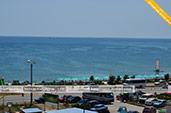Пляж у Виллы Астери - Береговое, Феодосия, Крым