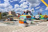 Парк развлечений - Вилла Астери - Жилье Береговое, Феодосия, Крым