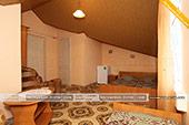 Трехместный номер - гостевой дом Берегиня - Береговое Феодосия