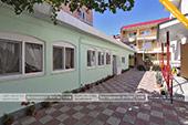 Двор - Гостевой дом Сефа, Береговое, Феодосия, Крым
