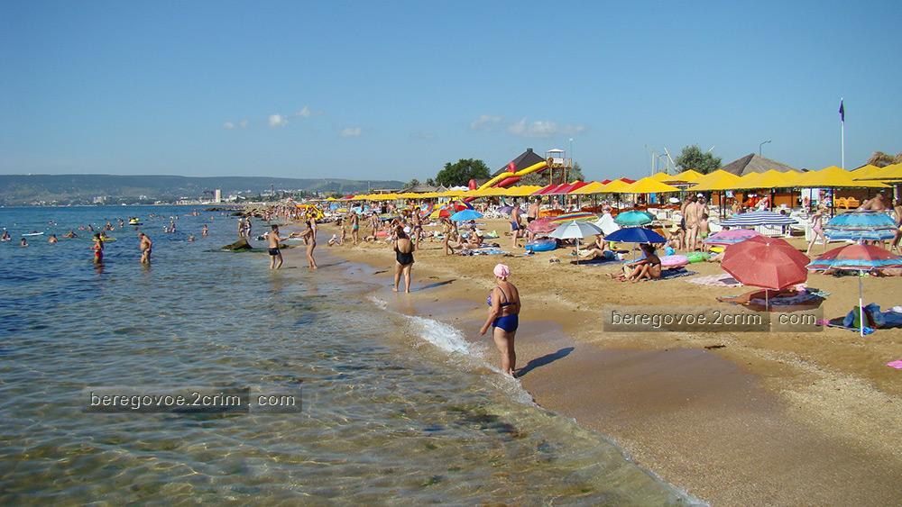Частное с пляжей феодосия 97